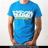 "Scramble ""Essentials"" Shirt - Blue"